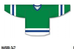 BRAILLERS Green Jersey