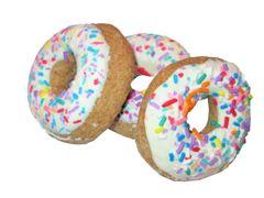 Cinnamon Donut Dog Treats