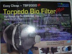 Cal Pump TBF2000 Torpedo/Biofilter