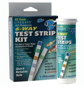 Lifegard 6 Way All Purpose Test Kit R44001