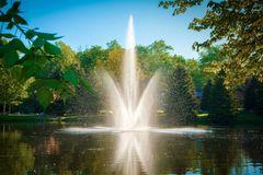 Scott Aerator Atriarch Fountain 1.5 hp