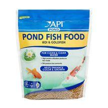 API Pond Fish Food 2.68 lb