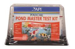 API PondCare Master Liquid Test Kit AQP164M
