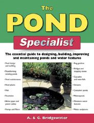 The Pond Specialist by A and G Bridgewater