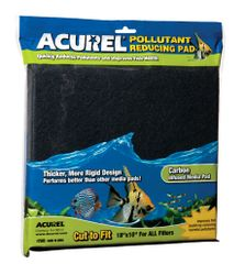 Acurel Infused Media Pads with Carbon