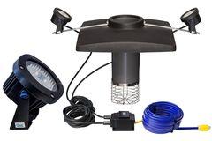 Scott Aerator LED Commercial Grade Two or Four Light Set