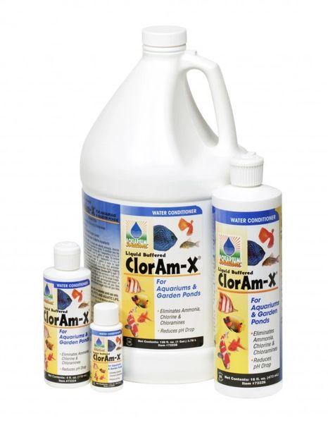 Aquarium Solutions ClorAm-X