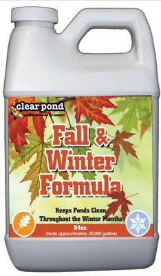 Clear Pond Fall & Winter Prep 64oz