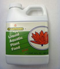 Plantabbs Liquid Aquatic Plant Food