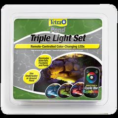 Tetra Pond - Triple Light Set with Remote-Control 19763