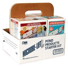 Ecological Laboratories Microbe-Lift Easy Start Pond Kit EML025