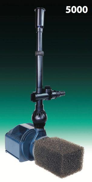 Quiet One® Pro Series Pond & Water Garden Pumps 5000/6000