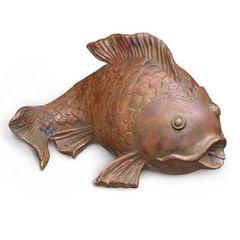 Beckett Gold Fish Spitter 7150110