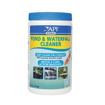 API POND & WATERFALL CLEANER 2.2LB AQP167S