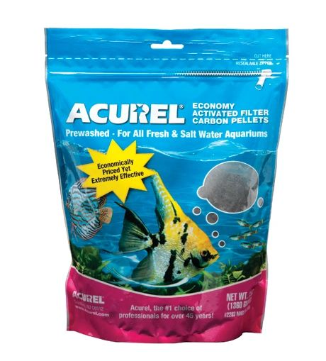 Acurel Economy Carbon Pellets 3 lb or 52 lb.