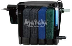 Matala BioSteps 10 with UV Clarifier