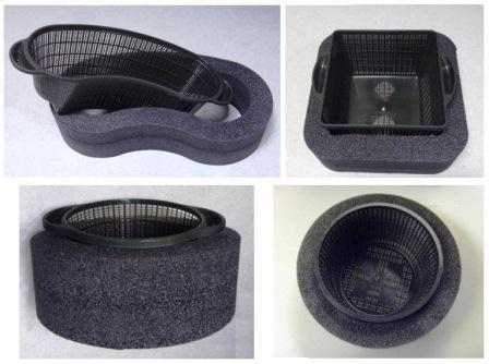 Basket Floats For Aquatic Plants