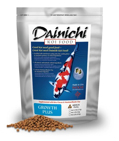 Dainichi Growth Plus Koi Food Large