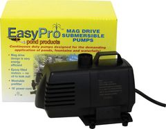 EasyPro EP850 - 850 GPH Submersible Mag Drive Pump
