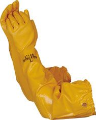 Water Gardener Shoulder Length Nitrile gloves