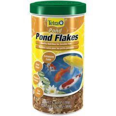 Tetra Pond Koi and Goldfish Pond Flakes 16210-16621