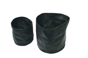 "Aquascape Fabric Plant Pot 8"" Round x 6"" Deep (2 Pack) 98502"