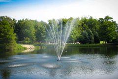 Scott Aerator Belcrest Fountain 1.5 hp