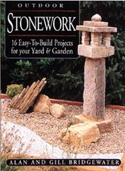 Outdoor Stoneworks by Alan and Gill Bridgewater