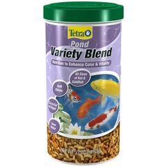 Tetra Pond - Pond Food Variety Blend 16454-16455-16456