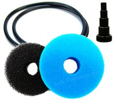 Alpine Bio-Pure Pressure Filter Parts