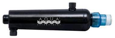 Aqua Ultraviolet Advantage Barb x Barb 15 Watt A00267 AUVA15