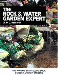 The Rock and Water Garden Expert by Dr. D.G. Hessayon