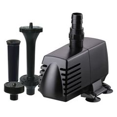 HWG 1650 GPH PUMP & FOUNTAIN KIT SKU: 82455 HWG2455