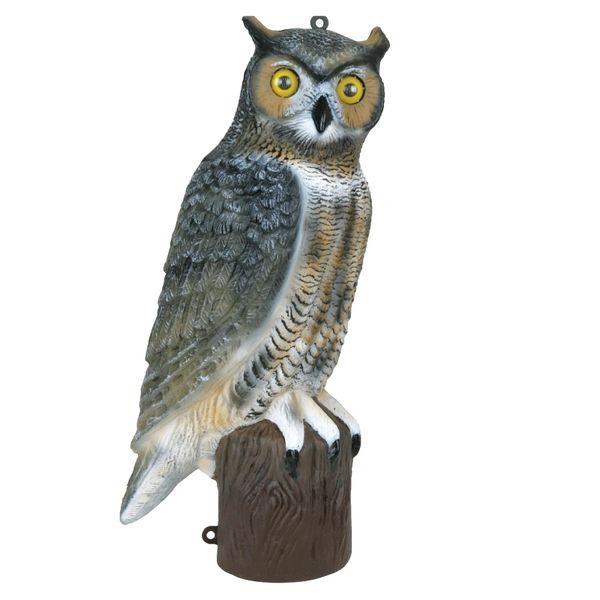 Flambeau Ornamates Great Horned Owl FLA5915