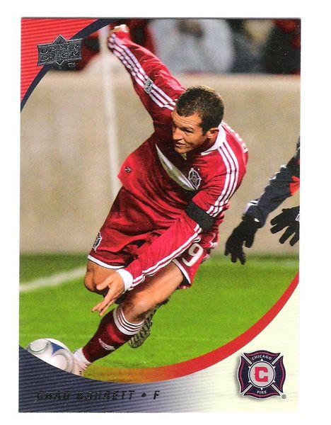 2008 Upper Deck MLS Complete Set (1-200)