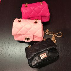 Mini Quilted Bag