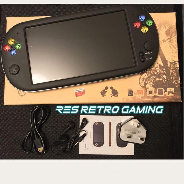 Retro entertainment system - Retro Games Console, Retropie   RES