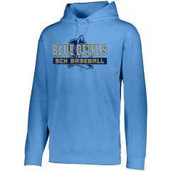 SCH Augusta Wicking Fleece Hooded Sweatshirt