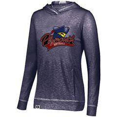 PLL Softball ladies hoody