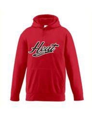 HH Red Wicking Sweatshirt