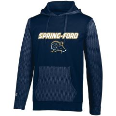 SF Navy Wicking Sweatshirt Youth and Adult