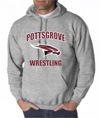 Pottsgrove Sweat Youth and Adult Dark Grey