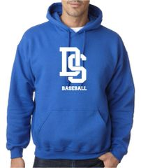 DS Hoodie Baseball