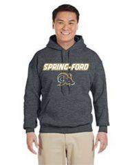 SF Grey Sweatshirt Youth and Adult