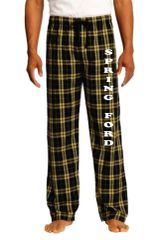 Flannel Pants Youth and Adult
