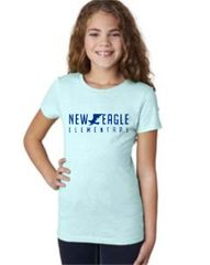 NEES Girls Tee youth and adult