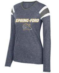 SF Anvil Ladies' Lightweight Long-Sleeve T-Shirt
