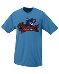 Plymouth wicking tee youth and adult
