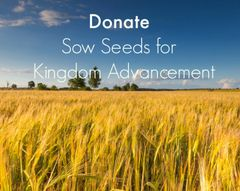 Donate for Kingdom Advancement