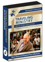 Traveling Ministry Keys for Success!